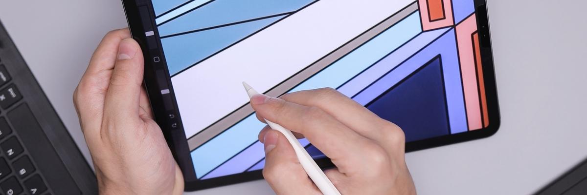 iPad a Apple Pencil