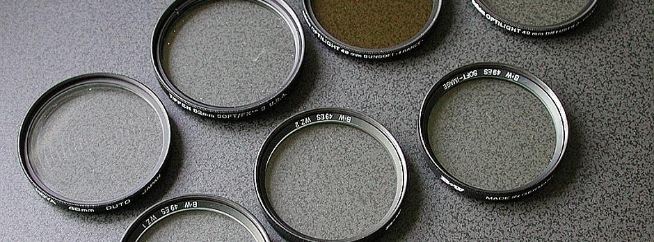 Předváděcí akce: filtry a jejich použití