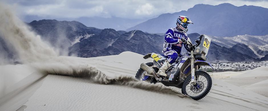Rally Dakar s Marianem Chytkou