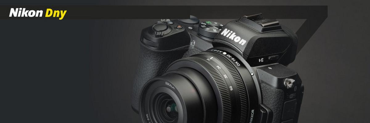 Poznejte novinku Nikon Z50 ze všech úhlů