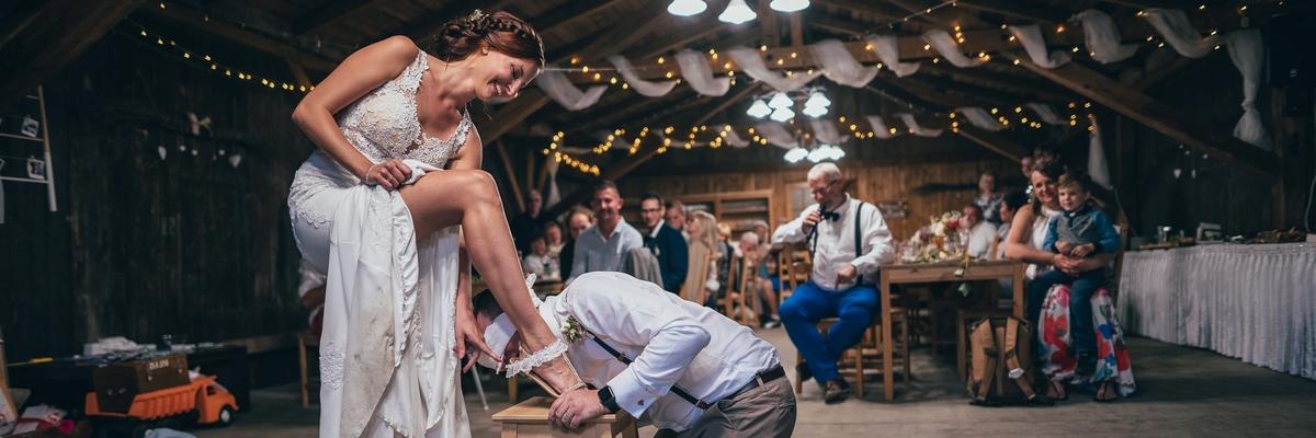Příprava a nastavení fotoaparátu pro svatební fotku
