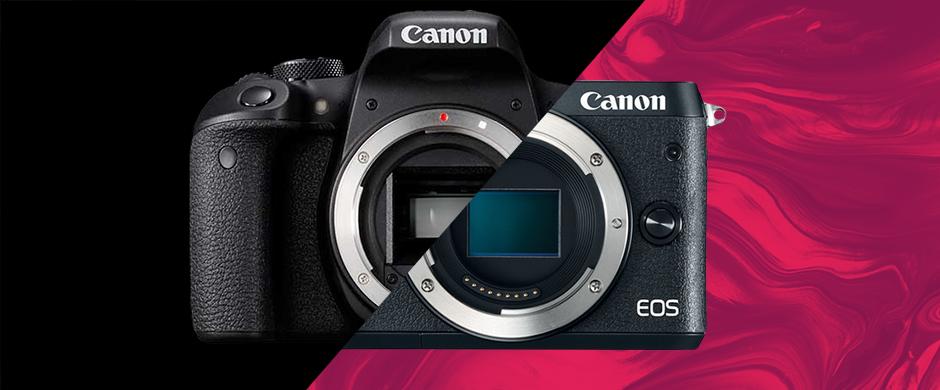 Oficiální představení novinek Canon EOS 800D, 77D a M6