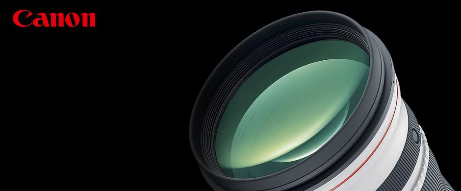 Přednáška objektivy Canon