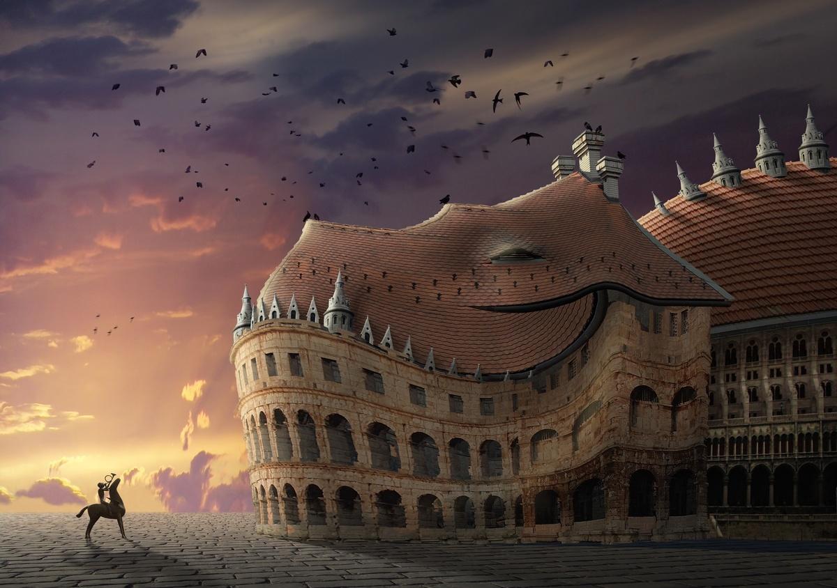 Architektura v obrazech