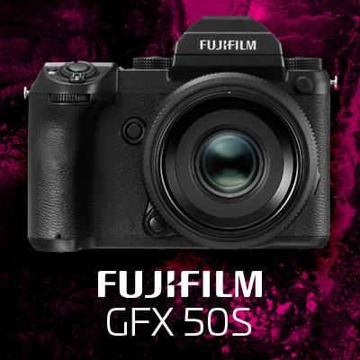 Oficiální představení a workshop Fujifilm GFX 50S