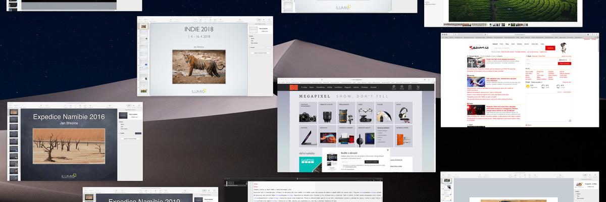 Přecházíme z Windows na Mac s Janem Březinou
