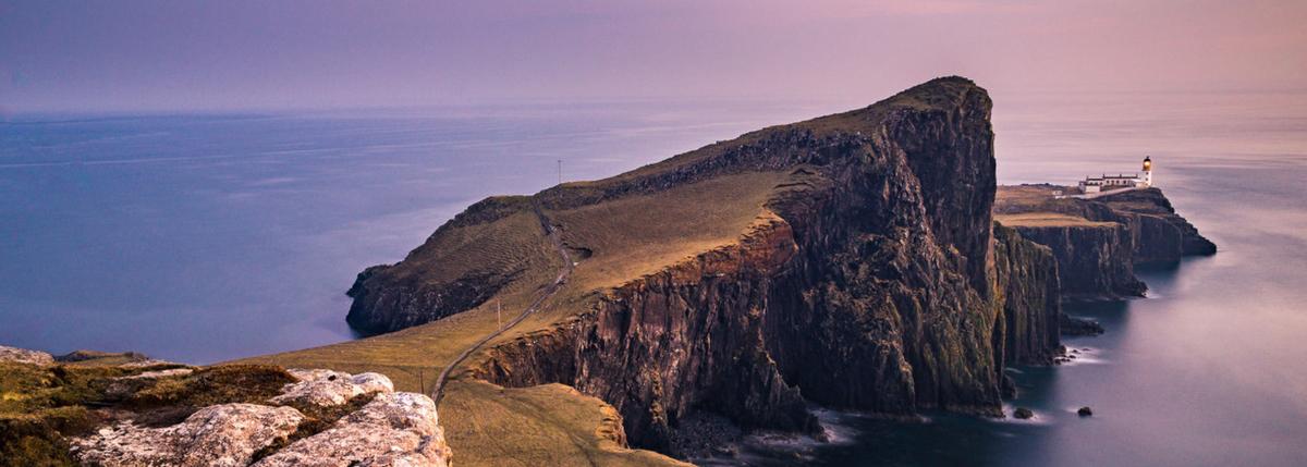 Fotografování skotských krajin - beseda s Danem Svobodou