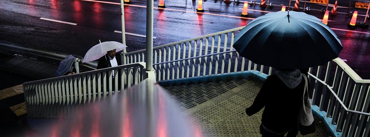 Street fotografie s Davidem Gaberlem
