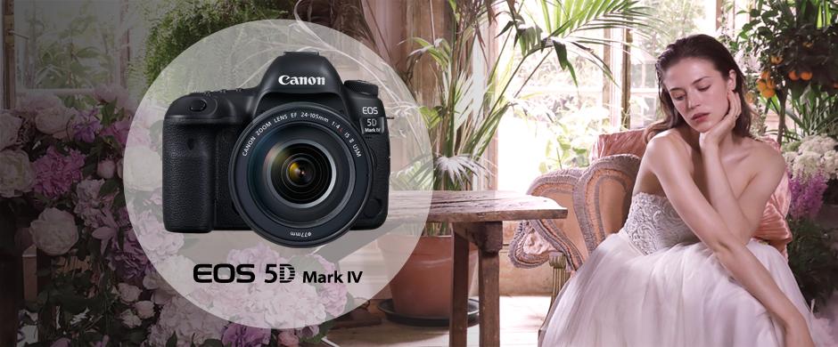 Fotografování v praxi s novinkou Canon EOS 5D Mk IV