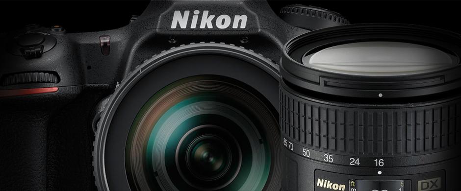 Oficiální představení novinek Nikon