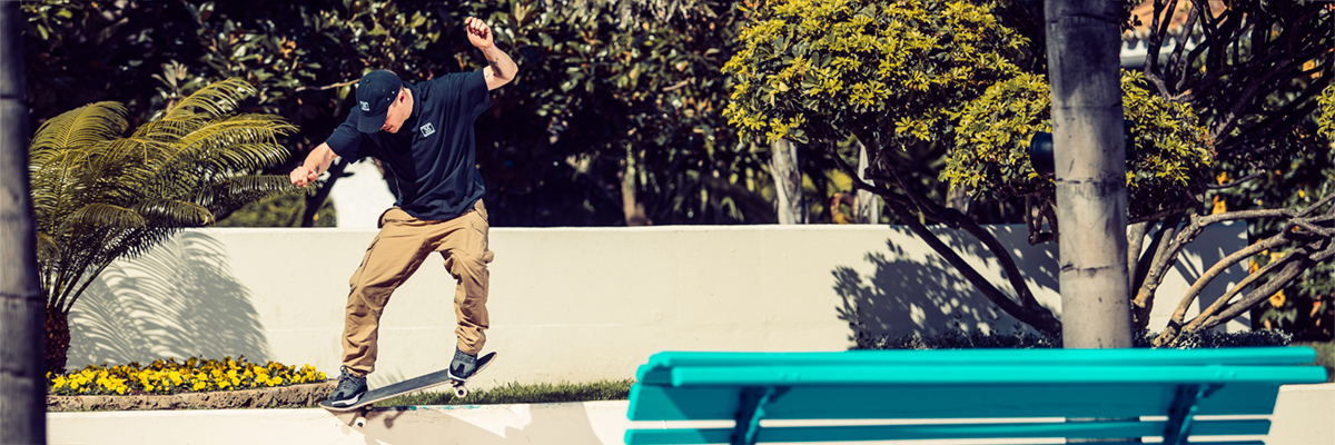 Street skateboarding očima fotografa
