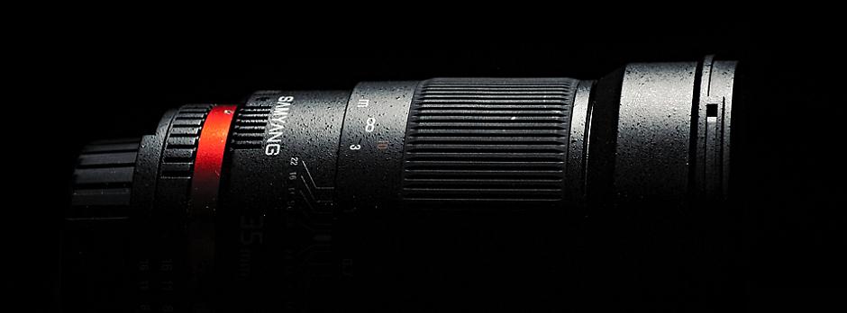 Samyang - špičkové a dostupné světelné objektivy
