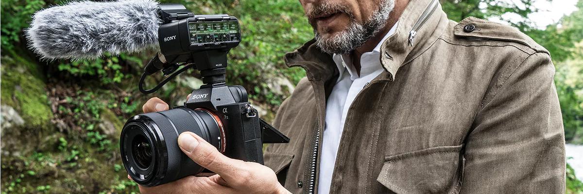 Video v bezzrcadlovkách a kamerách Sony