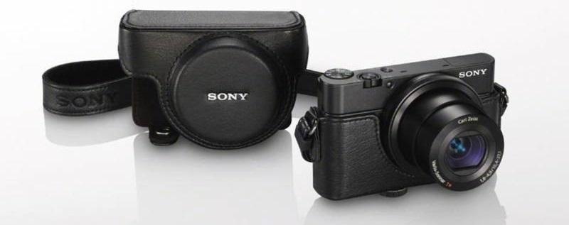 Mistrné zvládnutí fotoaparátů Sony CyberShot RX100