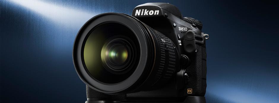 Prezentace novinky Nikon D810