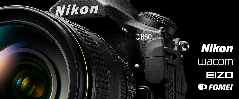 Jak na Nikon D850