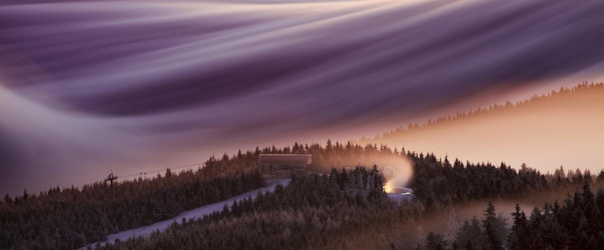 Winter travel s Martinem Rakem