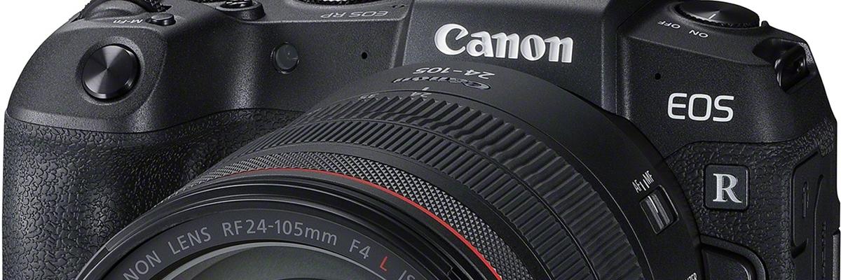 První představení Canon EOS RP