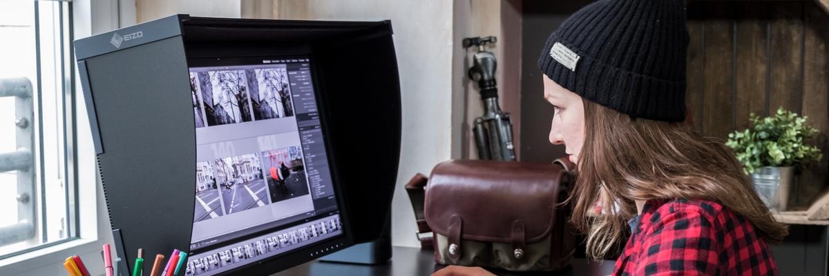 Laďte své fotografie, nikoli monitor. Představení nového 4K monitoru EIZO s besedou fotografa Vladimíra Čecha