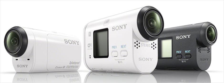 Prezentace novinek Sony