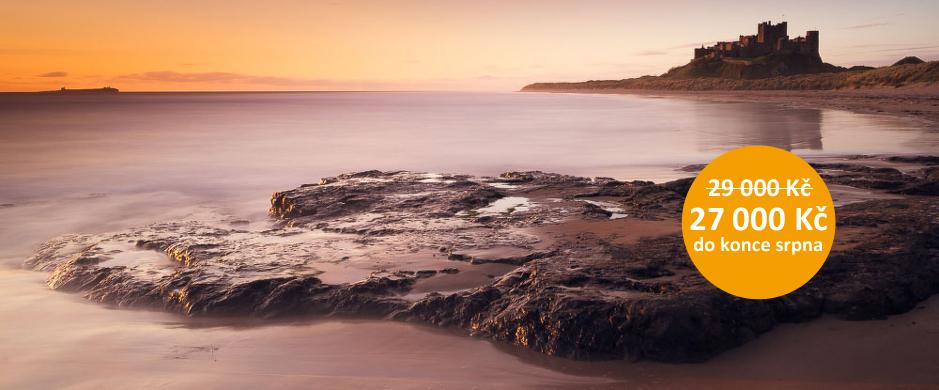 Fotoexpedice Velká Británie: Northumberland & Glencoe