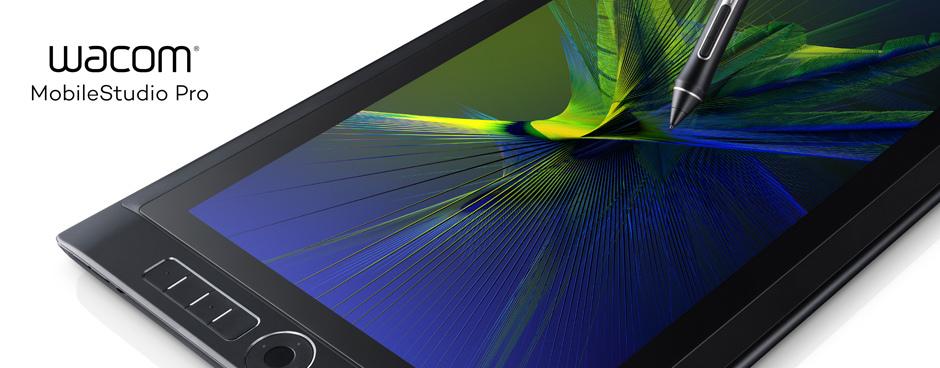 Upravujte fotografie jako profesionálové s tablety Wacom Mobile Studio Pro