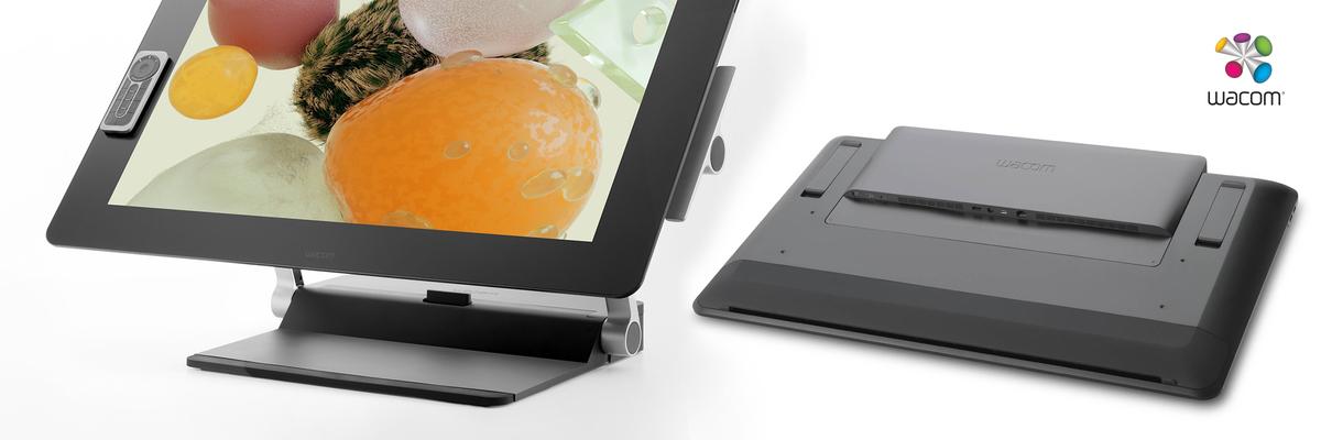 Představení nového grafického tabletu Wacom Cintiq Pro 32 touch