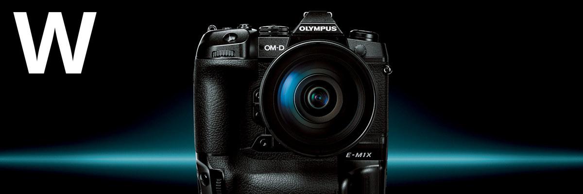 Oficiální představení novinky Olympus OM-D E-M1X