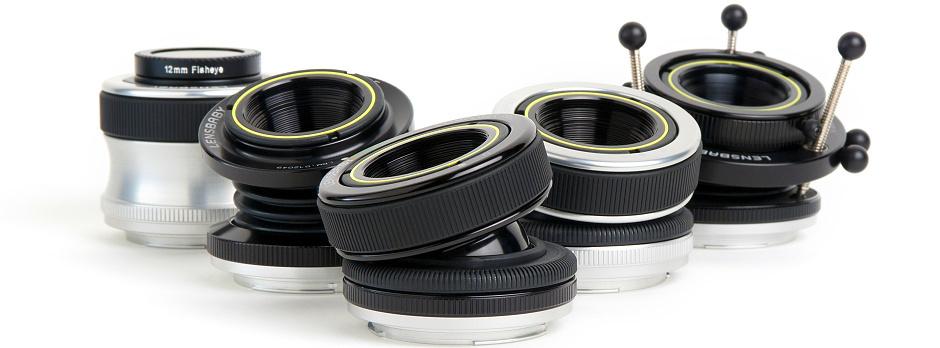 Objektivy Lensbaby - kreativní neostrost