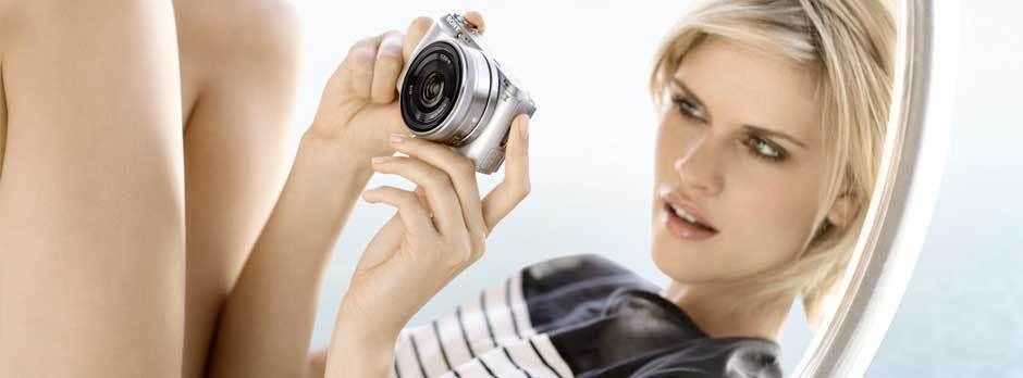 SONY NEX - Makrofotografie