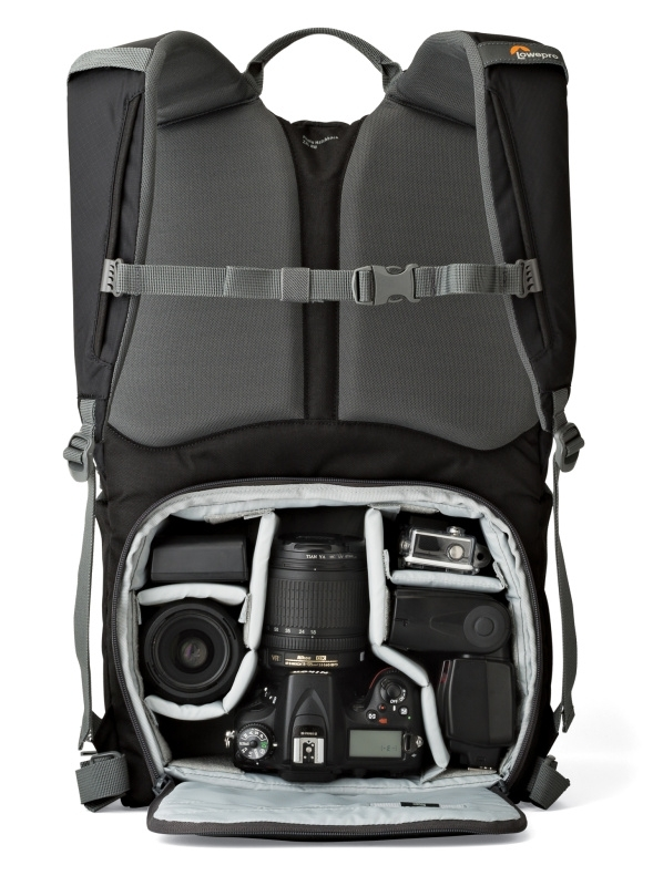9da57574a1 Lowepro Photo Hatchback 250 AW II černý