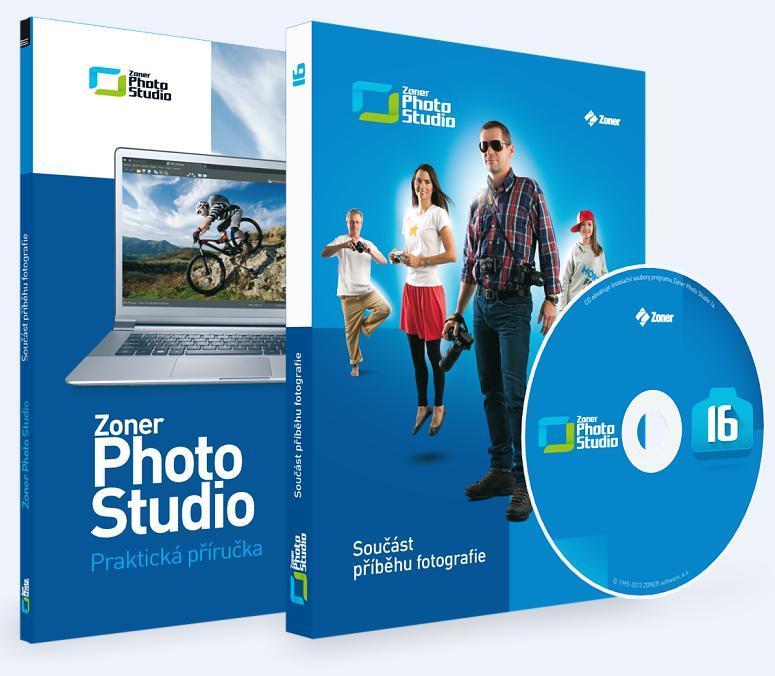2a760e0001e Zoner Photo Studio 16 Professional - krabicová verze