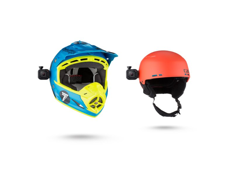 GoPro držák na helmu nízký profil pro HERO5 Session  c279dc2611