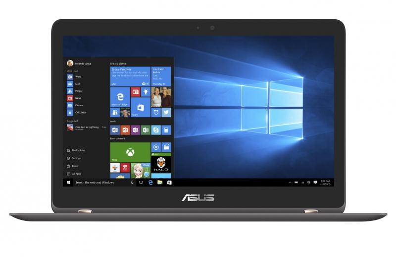 0dab05746f Asus Zenbook Flip UX360UA-C4066T šedý