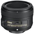 Nikon 50 mm f/1,8 AF-S NIKKOR G