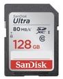 SanDisk SDXC 128GB Ultra 80MB/s Class 10 UHS-I