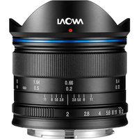 Laowa 7.5 mm f/2 MFT  pro Micro 4/3