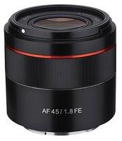 Samyang AF 45 mm f/1,8 pro Sony FE