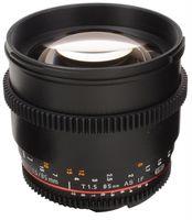 Samyang CINE 85 mm T/1,5 VDSLR II pro Canon