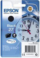 Epson Singlepack T27014012 Black 27 DURABrite - černá