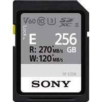 Sony SDXC SF-E 256GB Class 10 UHS-II