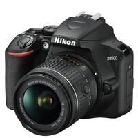 Nikon D3500 + 18-55 mm AF-P