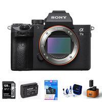 Sony Alpha A7 III tělo - Foto kit