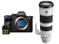 Sony Alpha A7R IV A +  FE 200-600 mm f/5,6-6,3 G OSS