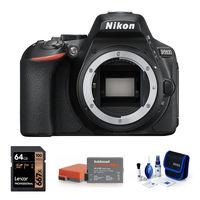 Nikon D5600 tělo černý - Základní kit