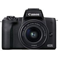 Canon EOS M50 Mark II + 15-45 mm černý - Zánovní!