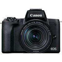 Canon EOS M50 Mark II + 18-150 mm STM černý