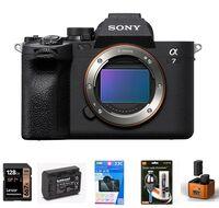 Sony Alpha A7 IV tělo černý - Foto kit