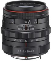 Pentax HD DA 20-40 mm f/2,8-4 Limited DC WR