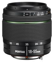Pentax DA 18-55 mm f/3,5-5,6 AL WR